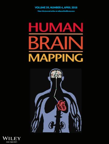 tapa de la Revista Human Brain Mapping